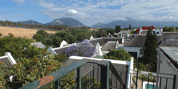 Cape Dutch Quarters Tulbagh